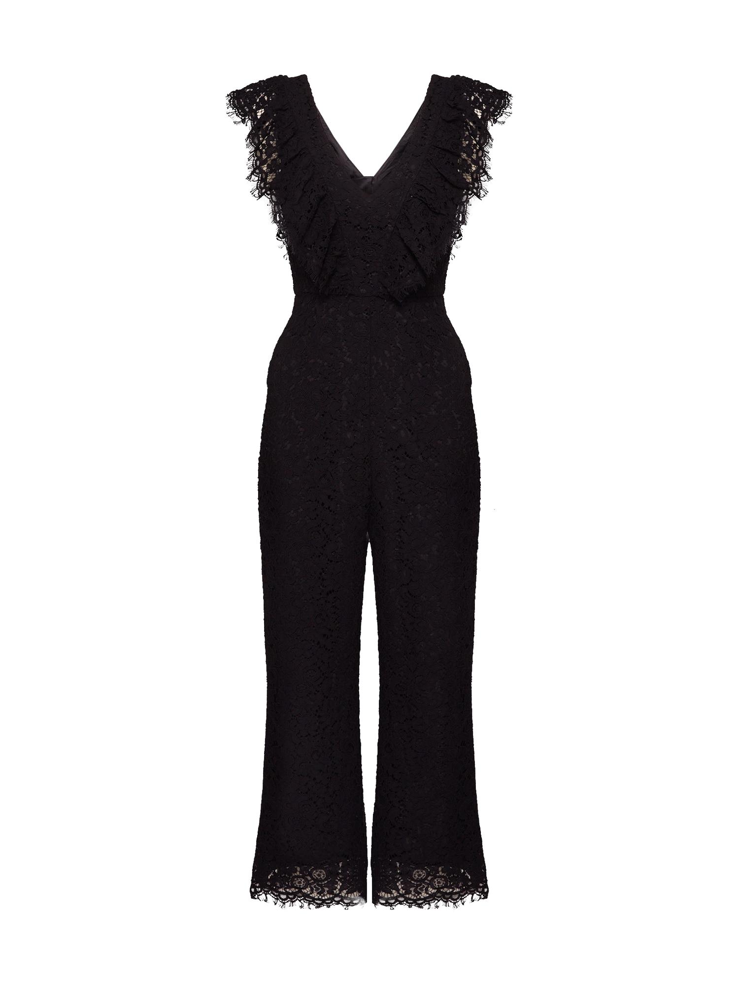 Bardot Kombinezono tipo kostiumas 'MALIA' juoda