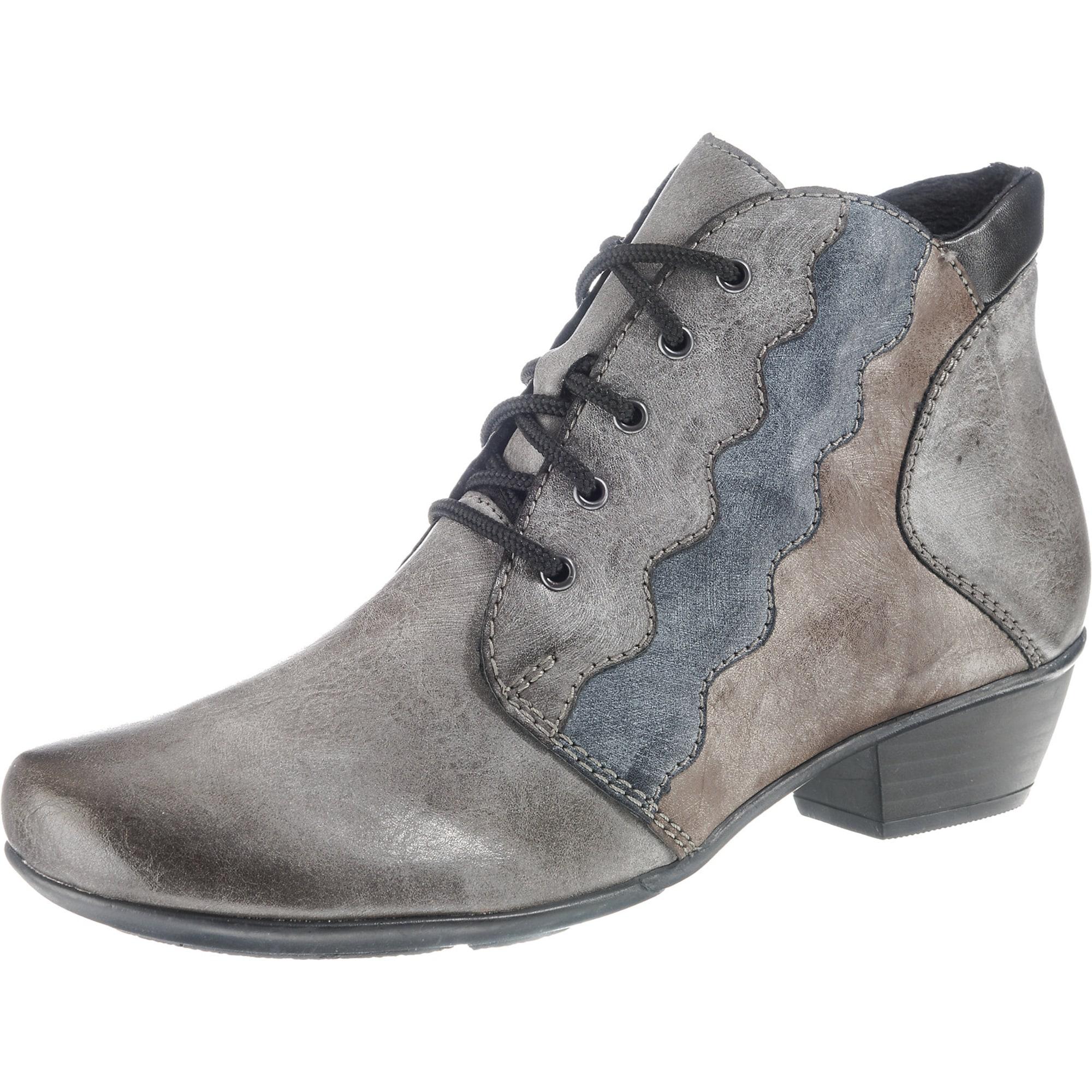 Schnürstiefeletten | Schuhe > Stiefel > Schnürstiefel | Rieker