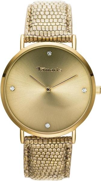 Uhren für Frauen - Uhr 'Berit, TW072' › tamaris › gold  - Onlineshop ABOUT YOU