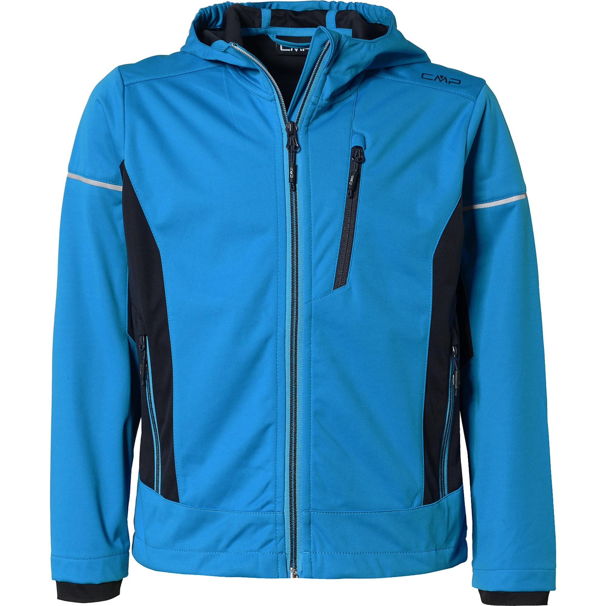 Přechodná bunda modrá antracitová CMP