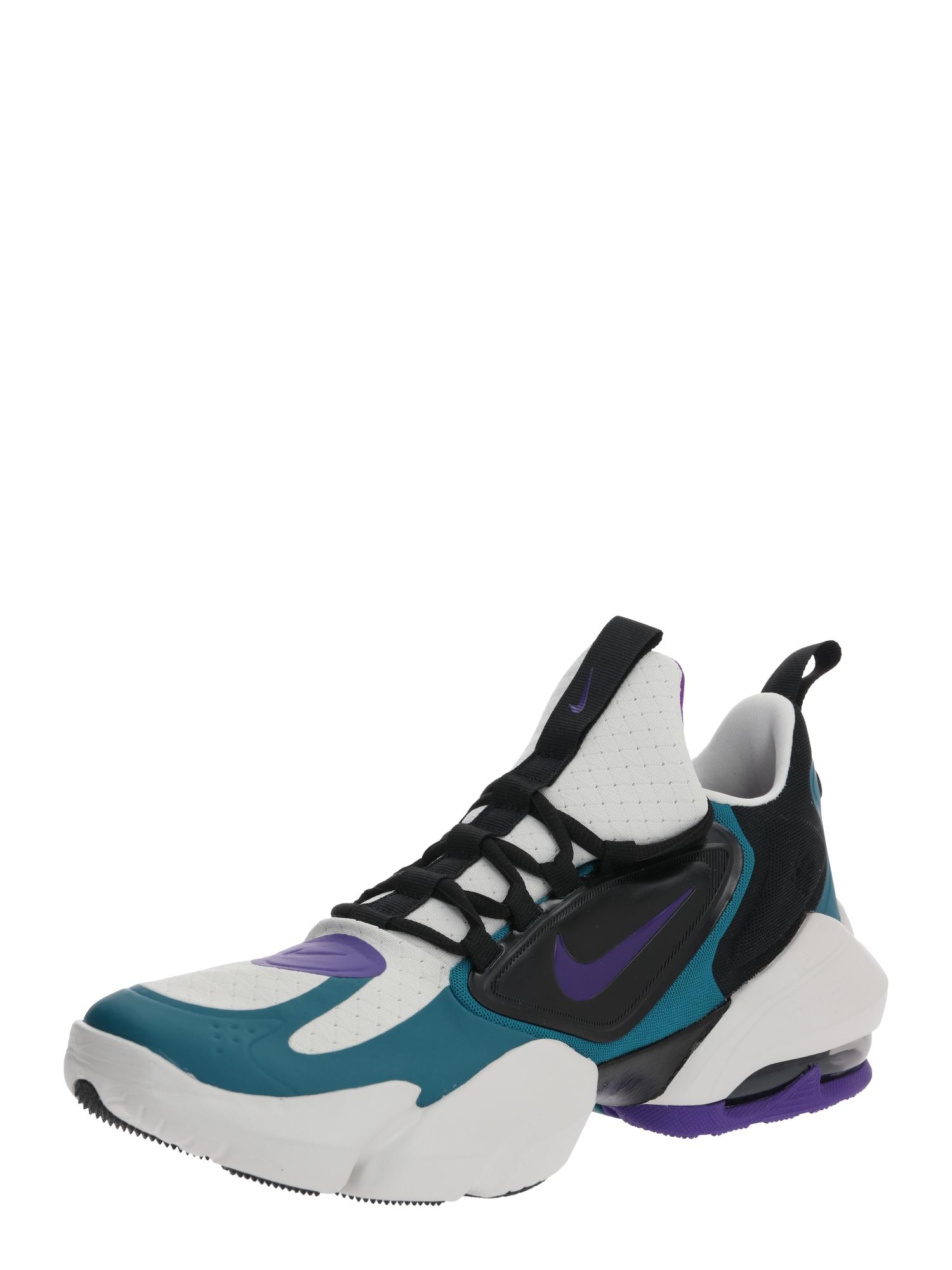NIKE Sportiniai batai 'Nike Air Max Alpha Savage' purpurinė / kiaušinio lukšto spalva / benzino spalva
