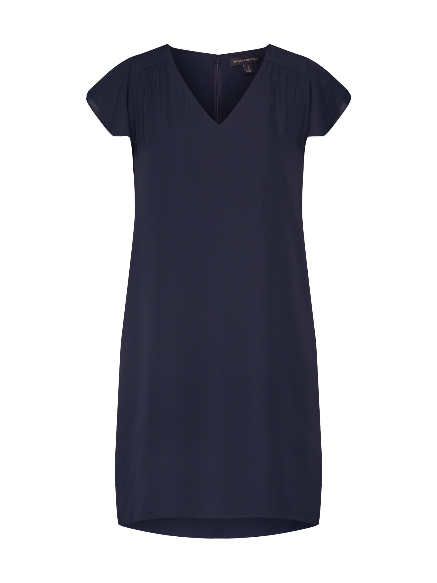 Banana Republic Kokteilinė suknelė tamsiai mėlyna