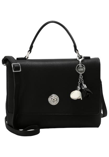 Handtaschen - Henkeltasche 'Emily' › L.CREDI › schwarz  - Onlineshop ABOUT YOU