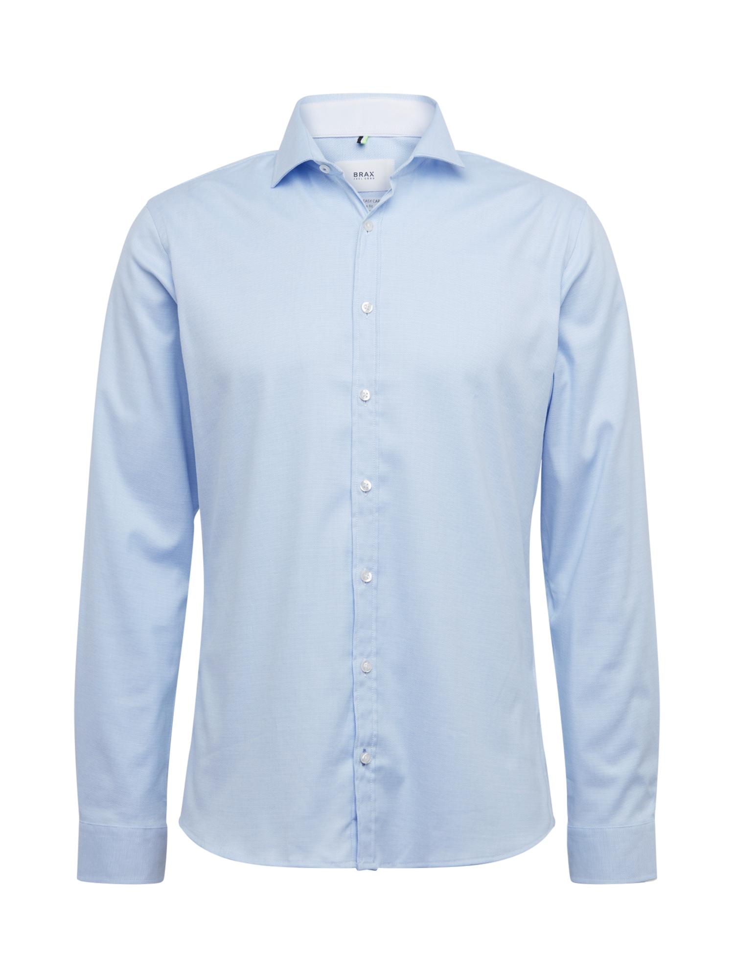BRAX Dalykiniai marškiniai 'Harold' mėlyna