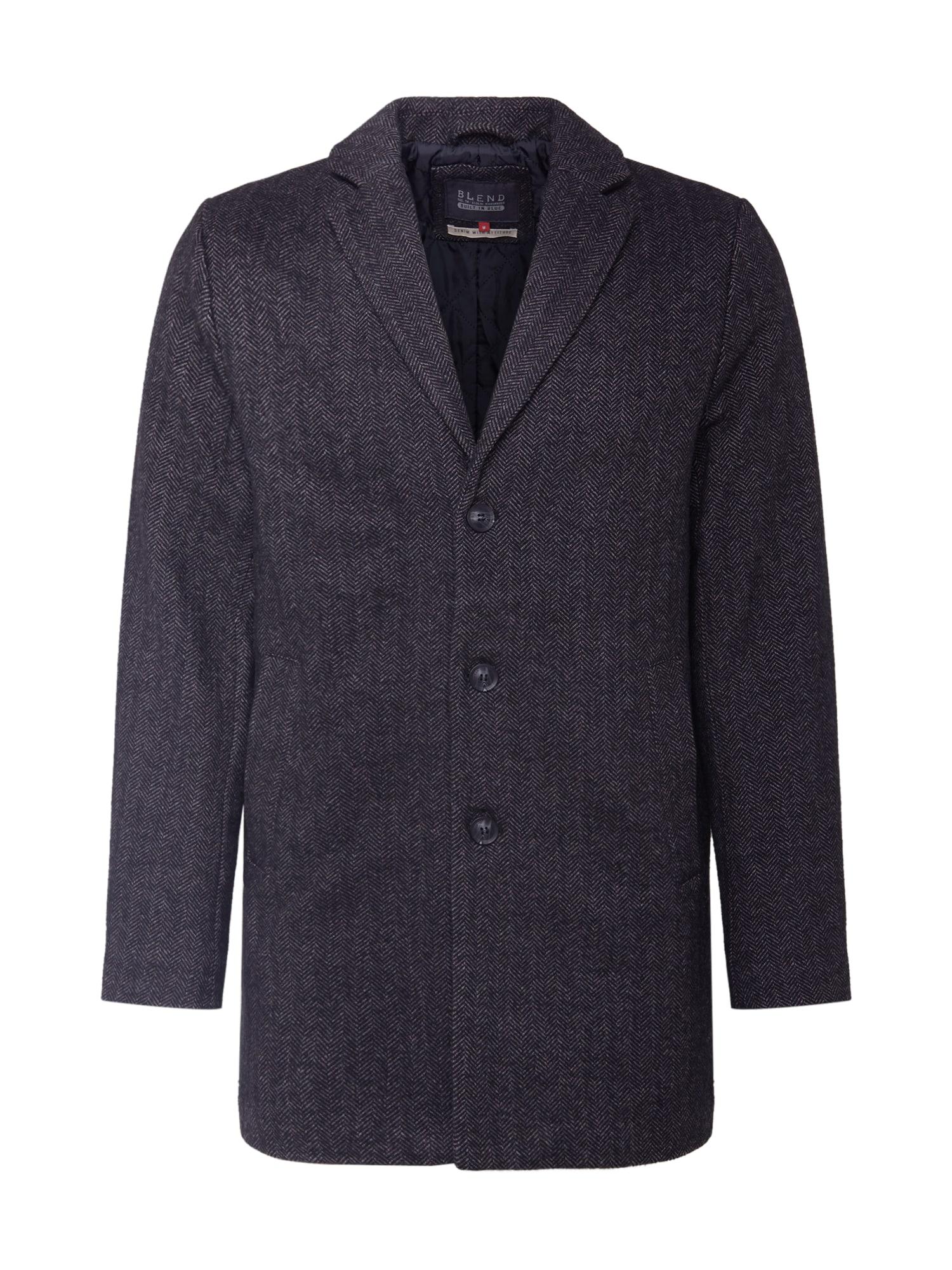 BLEND Rudeninis-žieminis paltas pilka