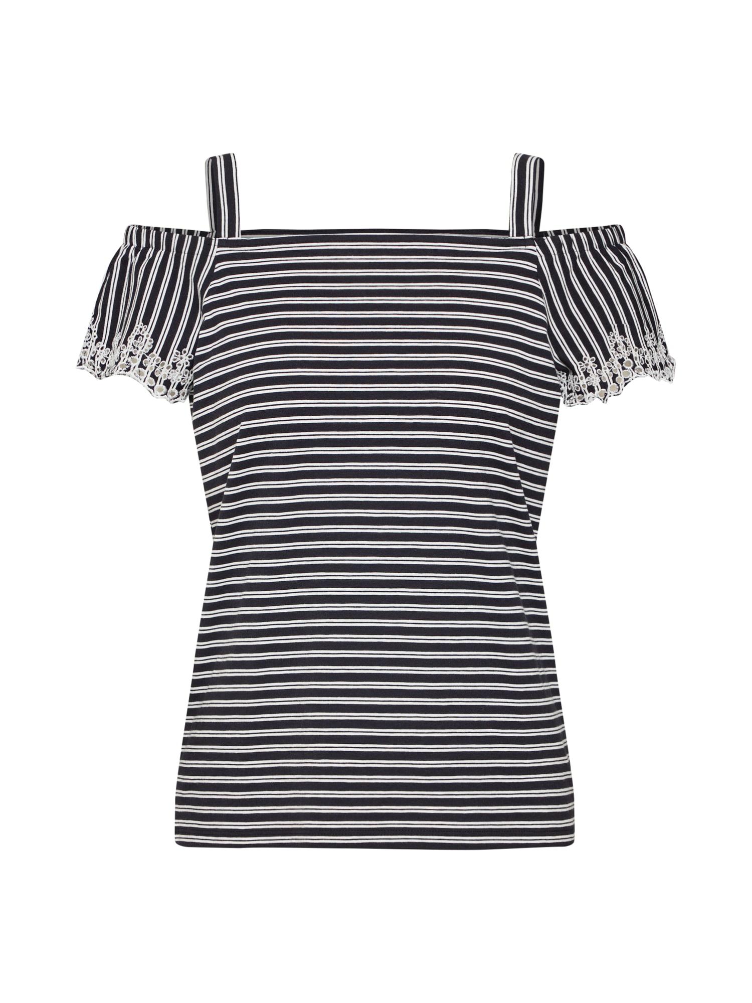 Tričko Carmen Tee černá ESPRIT