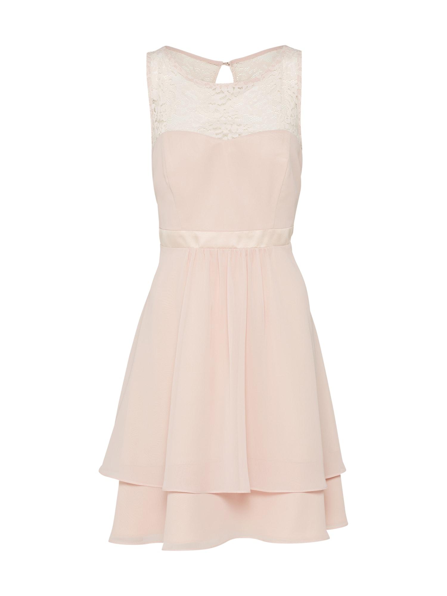 Koktejlové šaty růžová VM Vera Mont
