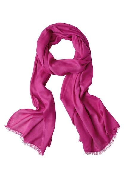 Schals für Frauen - STREET ONE Schal pink  - Onlineshop ABOUT YOU