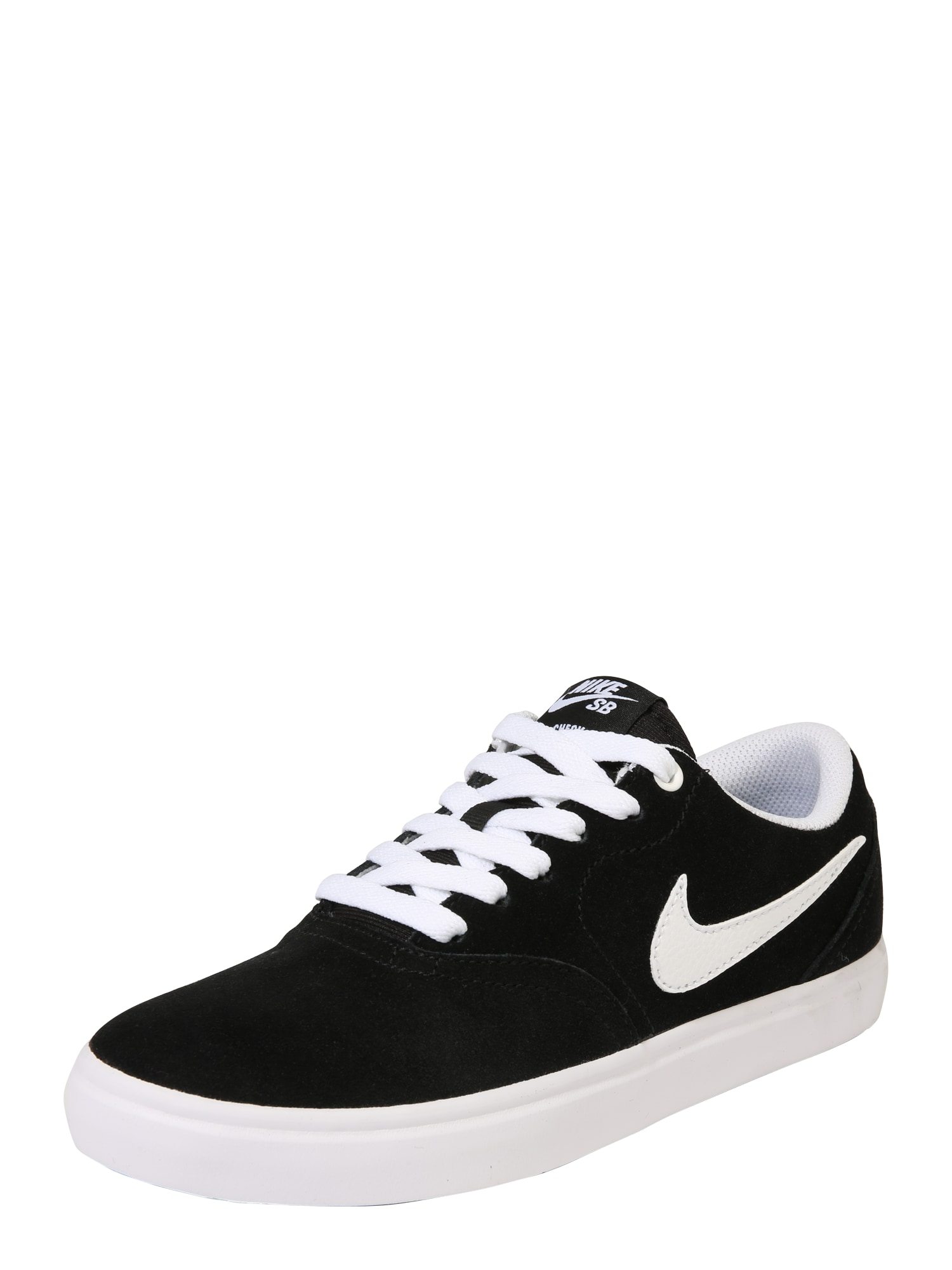 Tenisky Check Solar černá bílá Nike SB