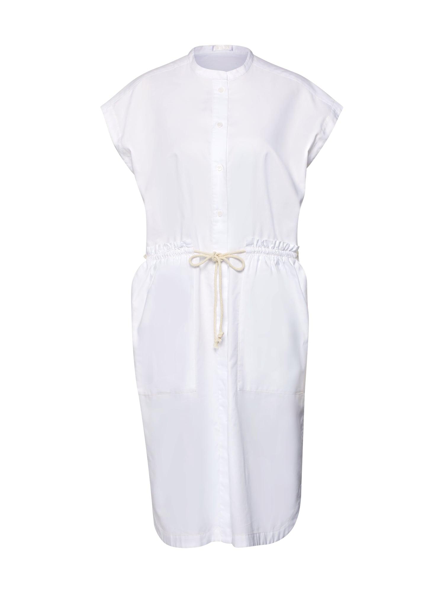 Šaty IZABELLA bílá DRYKORN