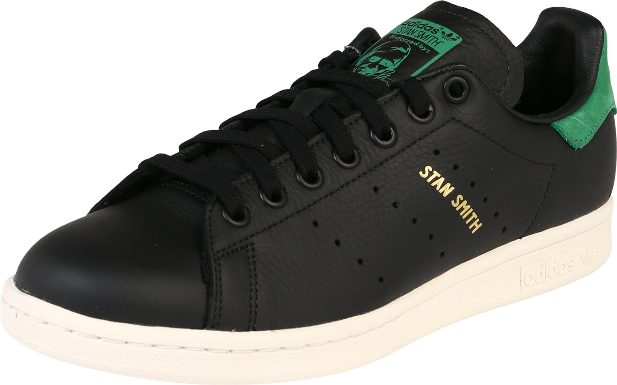 adidas originals sneaker 39 stan smith 39 in schwarz about you. Black Bedroom Furniture Sets. Home Design Ideas