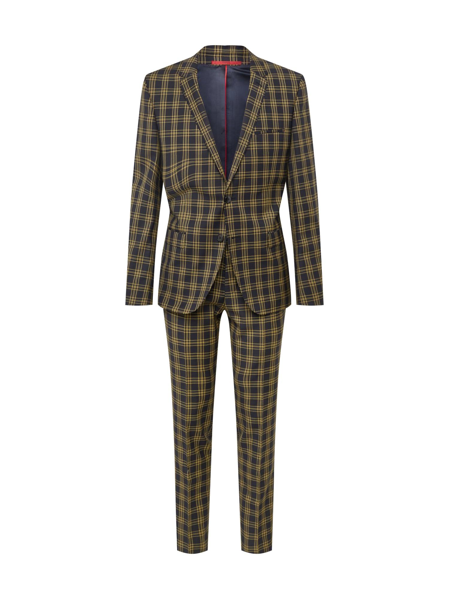 Anzug 'Arti/Hesten193 10218984 01' | Bekleidung > Anzüge & Smokings | HUGO