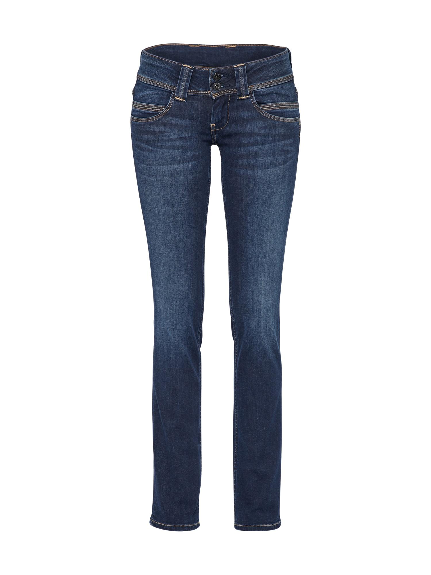 Pepe Jeans Džínsy 'Venus'  modrá denim