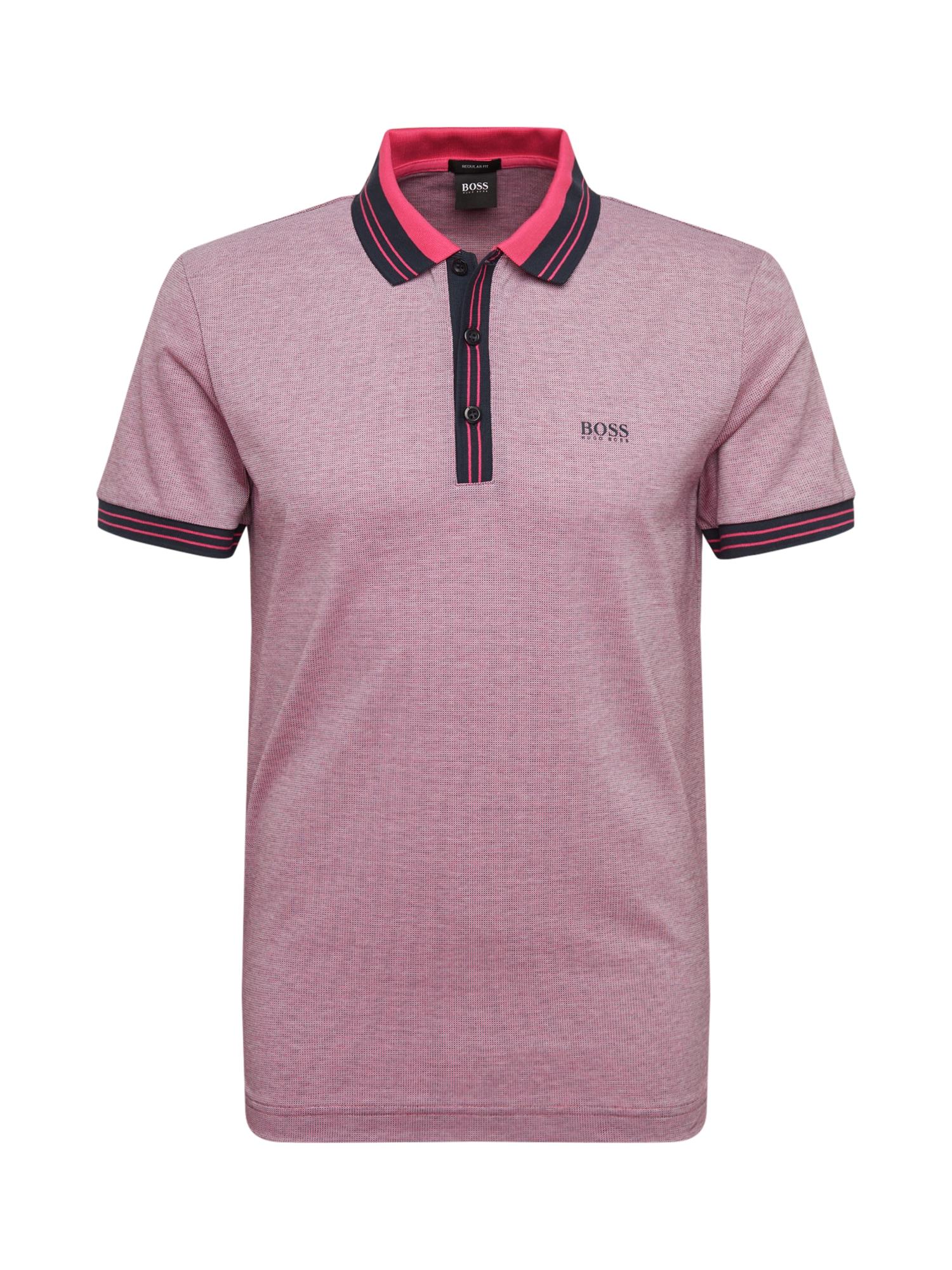 BOSS ATHLEISURE Marškinėliai 'Paddy 2' rožių spalva