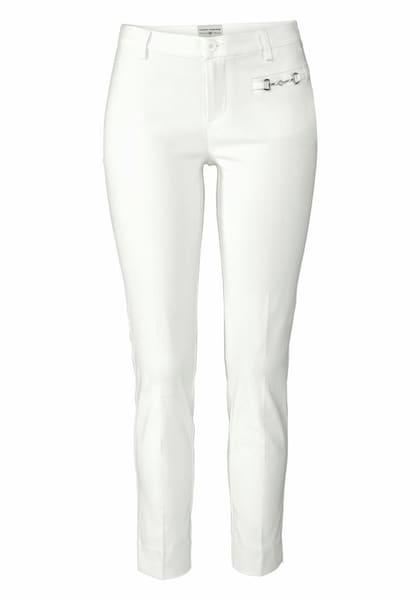 Hosen für Frauen - Webhose › Tom Tailor Polo Team › offwhite  - Onlineshop ABOUT YOU