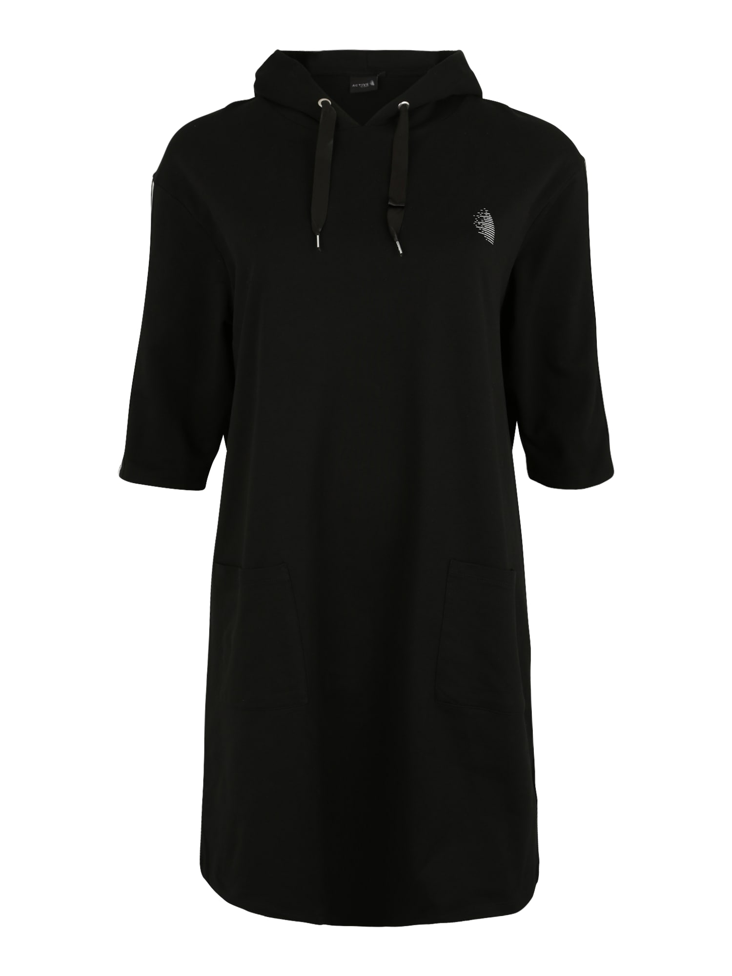 Sportovní šaty Atrack černá Active By Zizzi