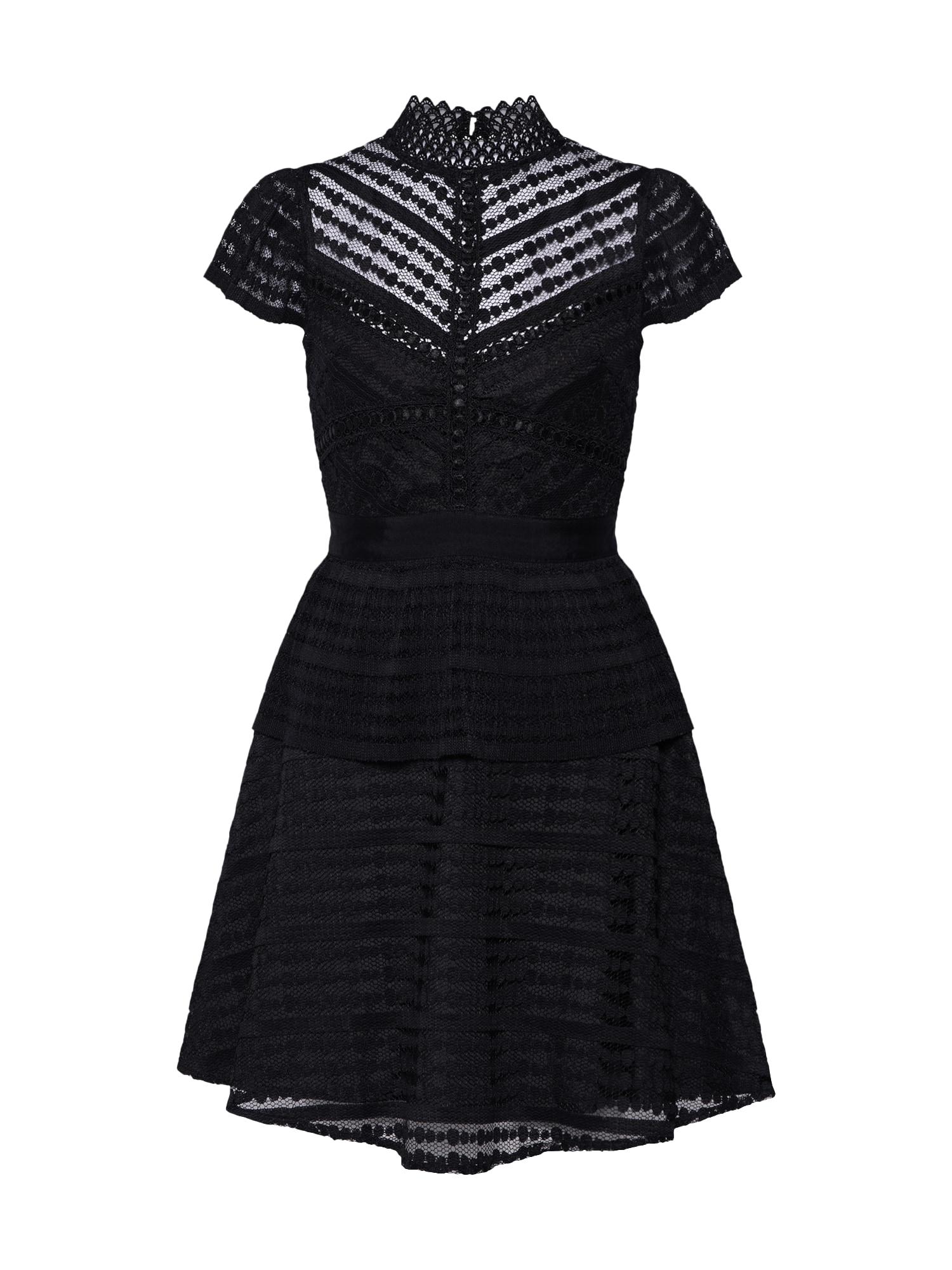 By Malina Vakarinė suknelė 'Grace' juoda
