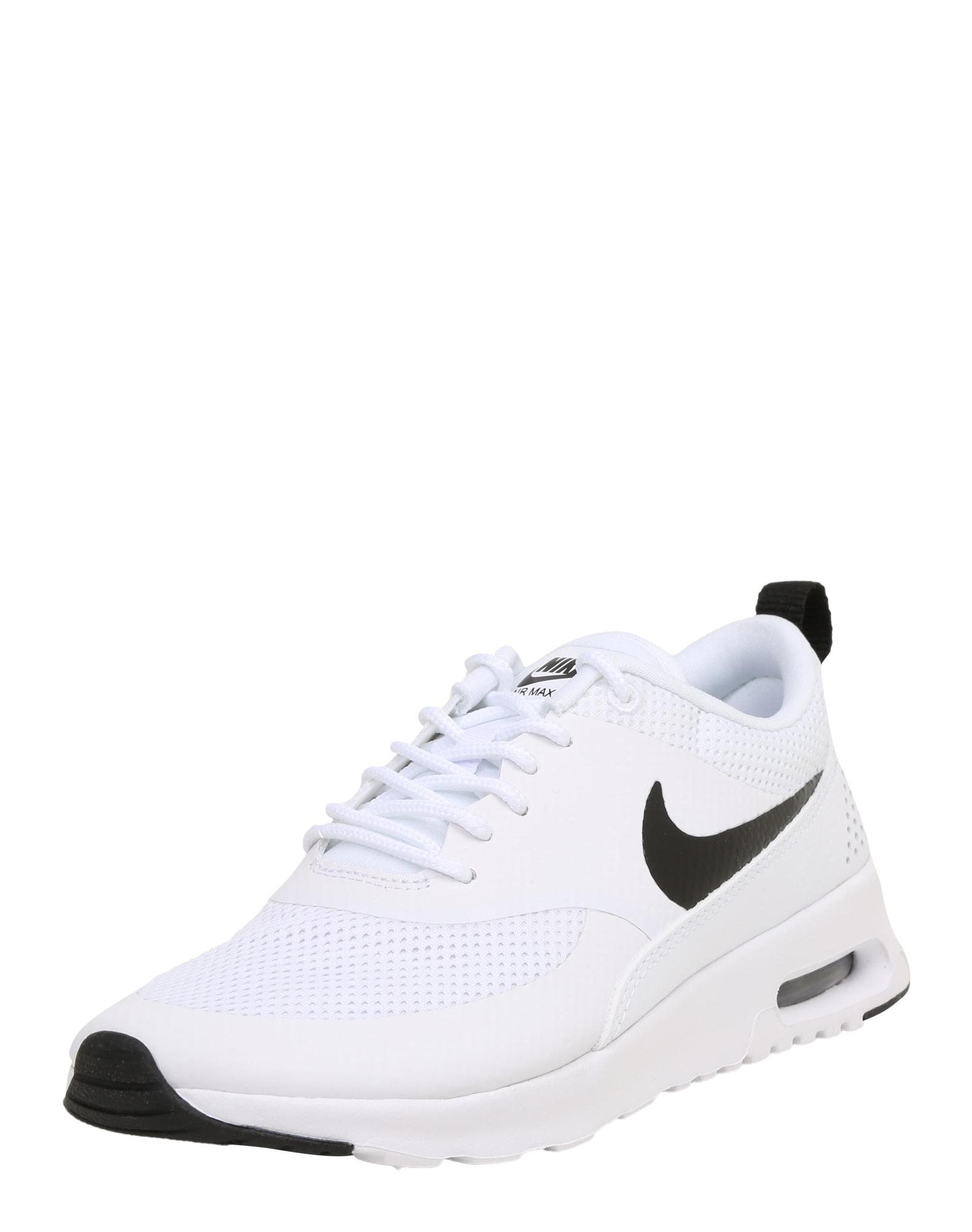 Nike Sportswear Sneaker Low 'Air Max Thea'  čierna / biela