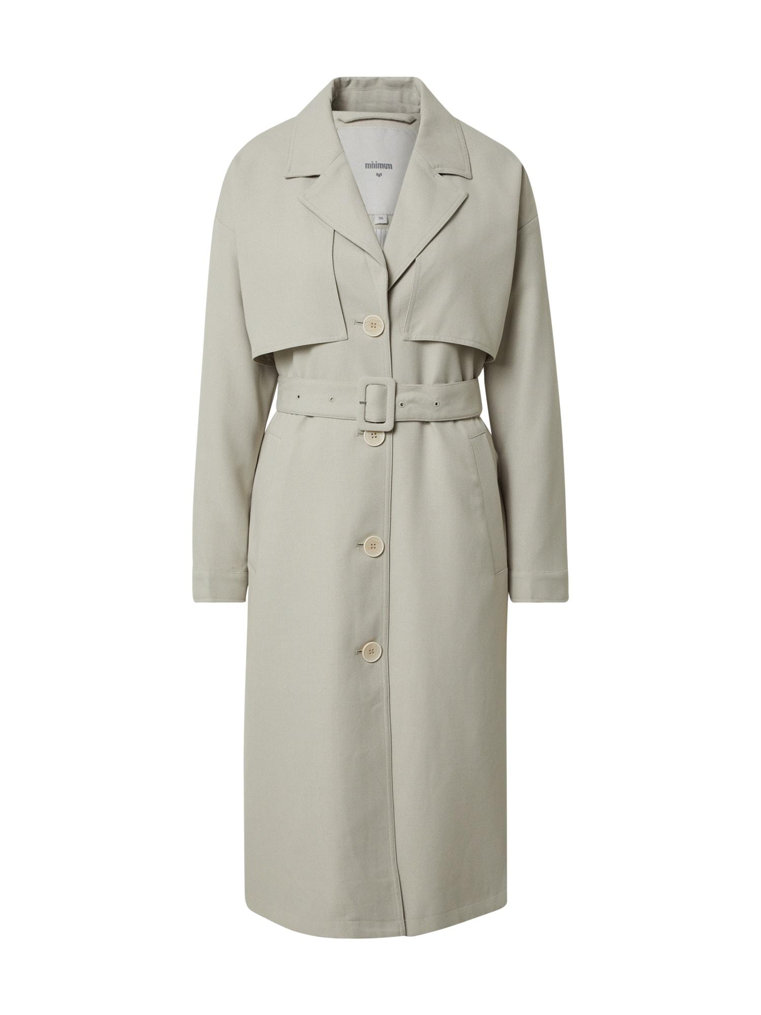 minimum Rudeninis-žieminis paltas 'falippa 6740' pilka