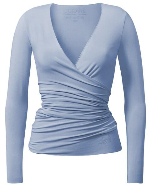 Sportmode für Frauen - CURARE Yogawear Jacket hellblau  - Onlineshop ABOUT YOU