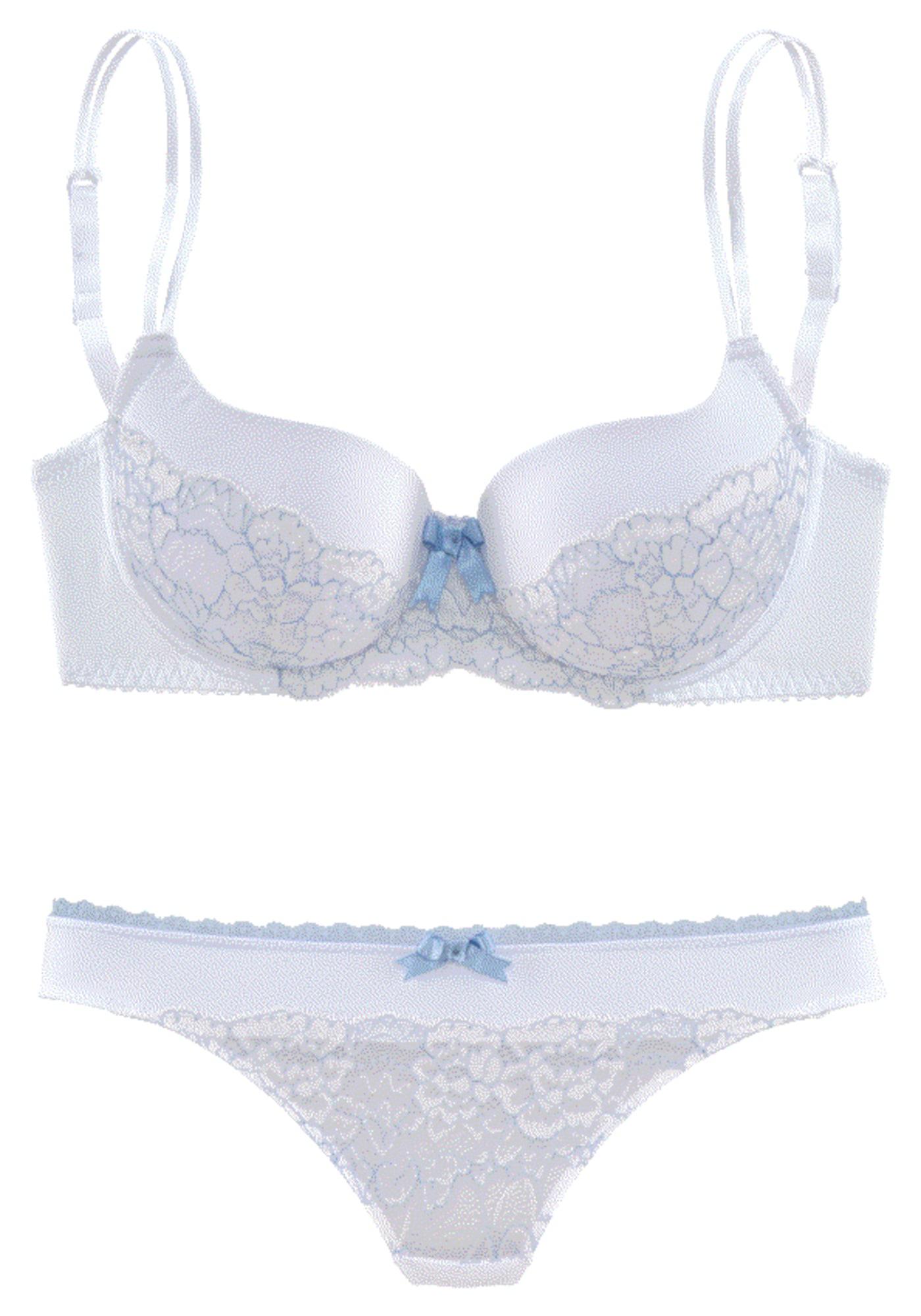 VIVANCE Apatinių drabužių rinkinys balta