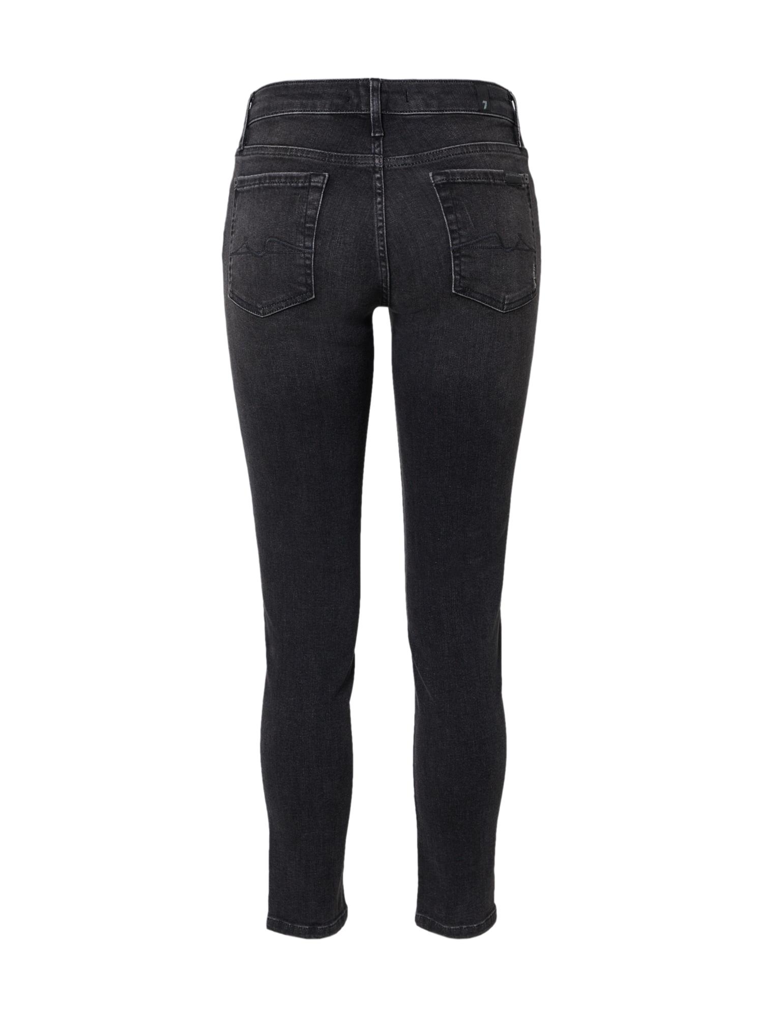 7 for all mankind Jeans 'Pyper'  svart denim