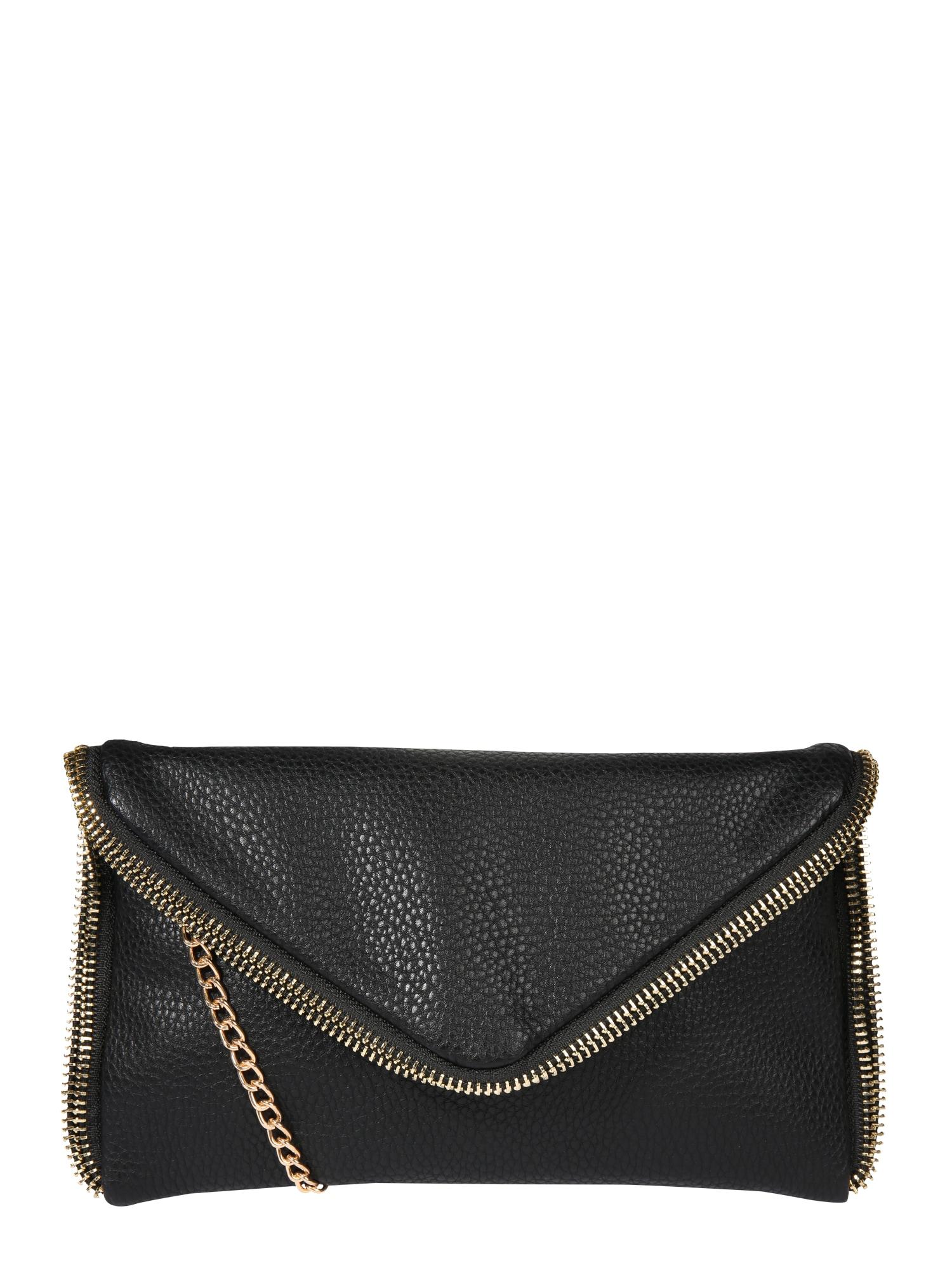 Taška přes rameno Victoria zlatá černá Sweet Deluxe