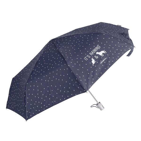 Regenschirme für Frauen - SAMSONITE Accessoires Taschenschirm 26 cm blau weiß  - Onlineshop ABOUT YOU