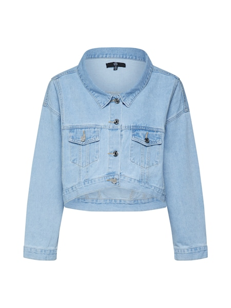 Jacken - Jacke › Missguided › blue denim  - Onlineshop ABOUT YOU