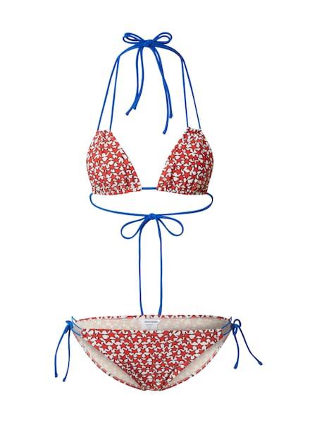 Bademode - Bikini 'WHITE ALICE' › Zadig Voltaire › blau rot weiß  - Onlineshop ABOUT YOU