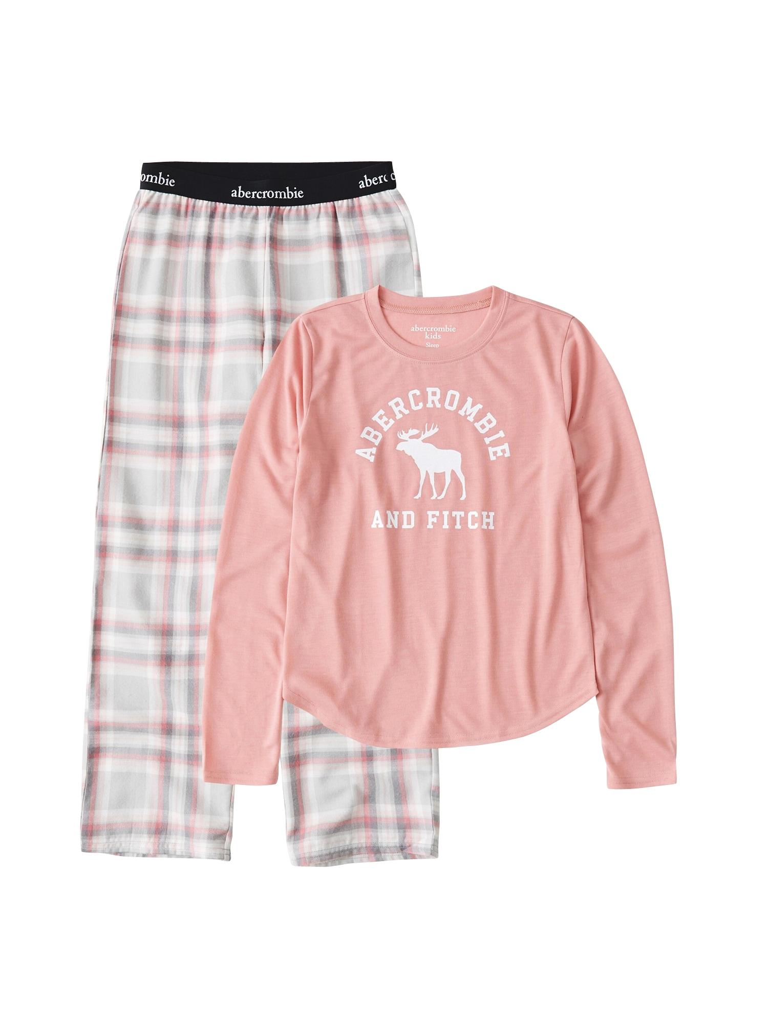 Abercrombie & Fitch Miego kostiumas rožių spalva