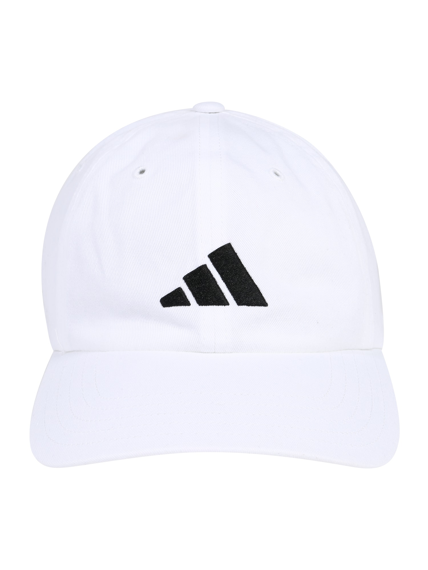 ADIDAS PERFORMANCE Sportinė kepurė 'DAD CAP THE PAC' balta