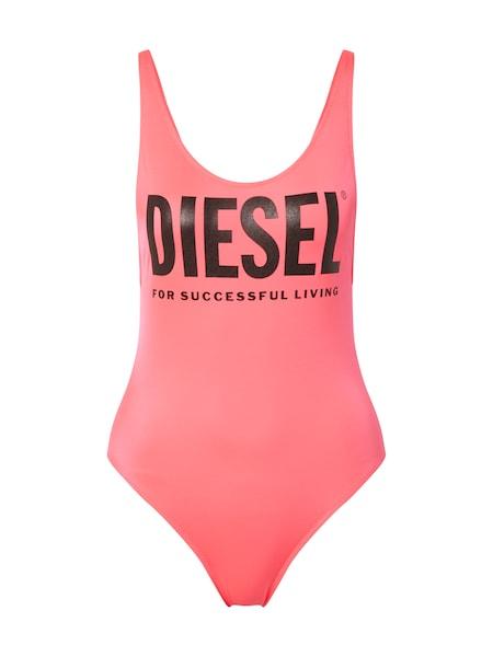 Bademode - Badeanzug 'LIA' › Diesel › pink  - Onlineshop ABOUT YOU