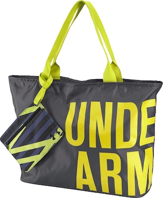 UNDER ARMOUR Sporttasche 'BIG WORD MARK TOTE'