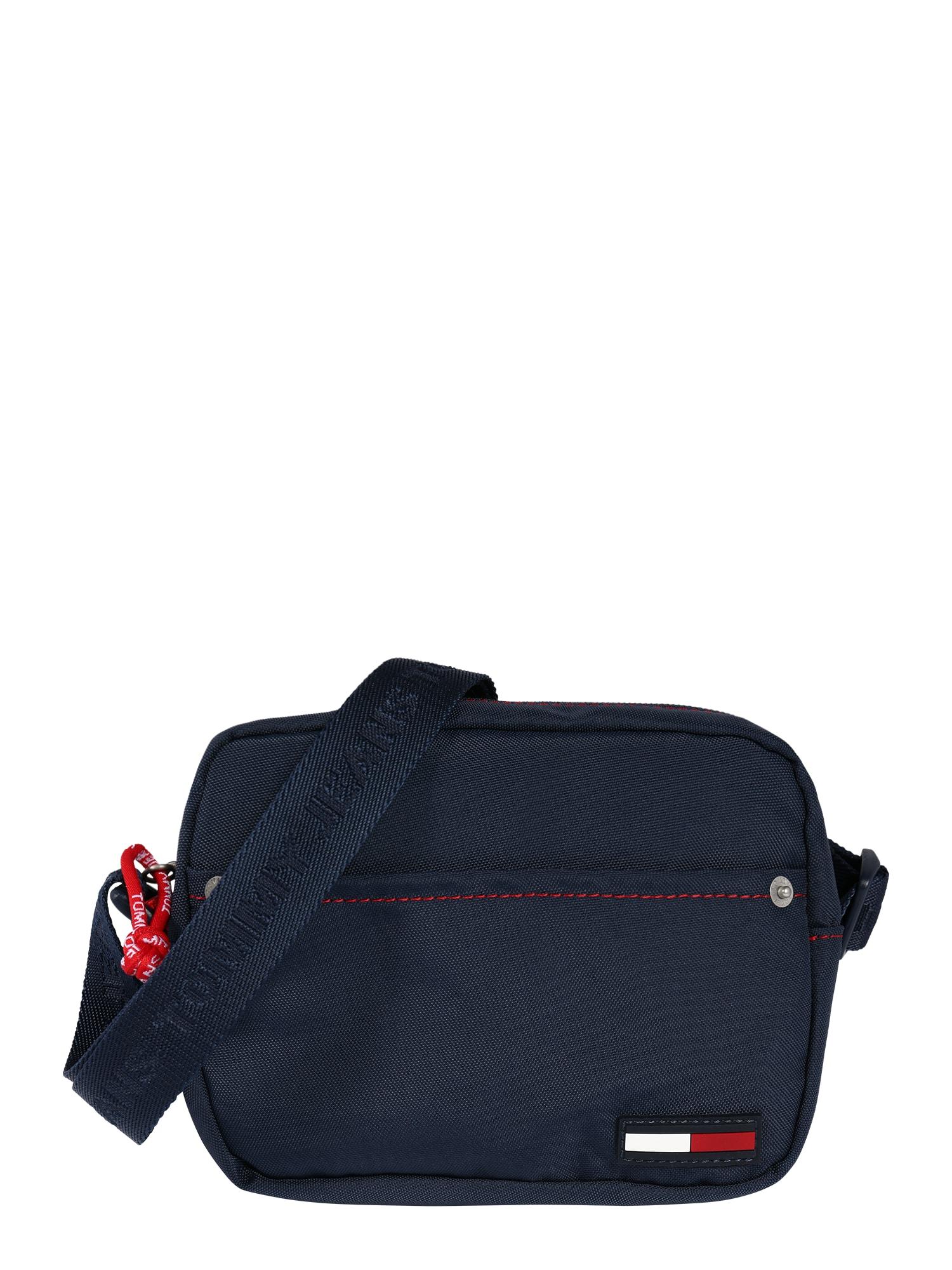 Tommy Jeans Taška cez rameno 'CAMPUS'  námornícka modrá