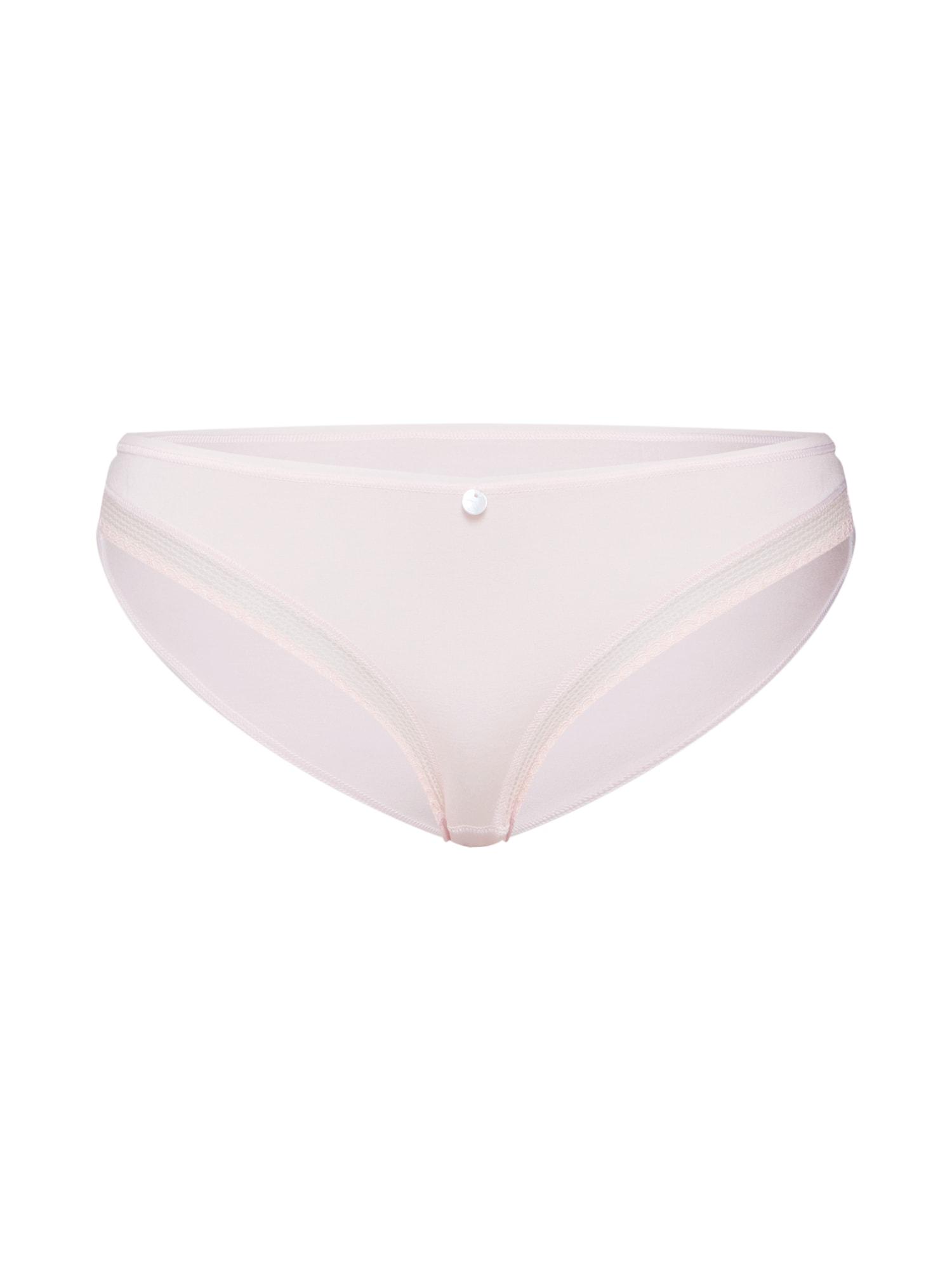 SCHIESSER Moteriškos kelnaitės 'Mini' rožinė