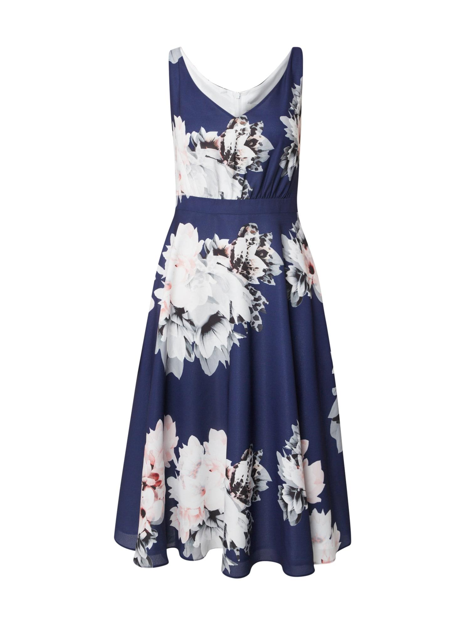 SWING Suknelė tamsiai mėlyna