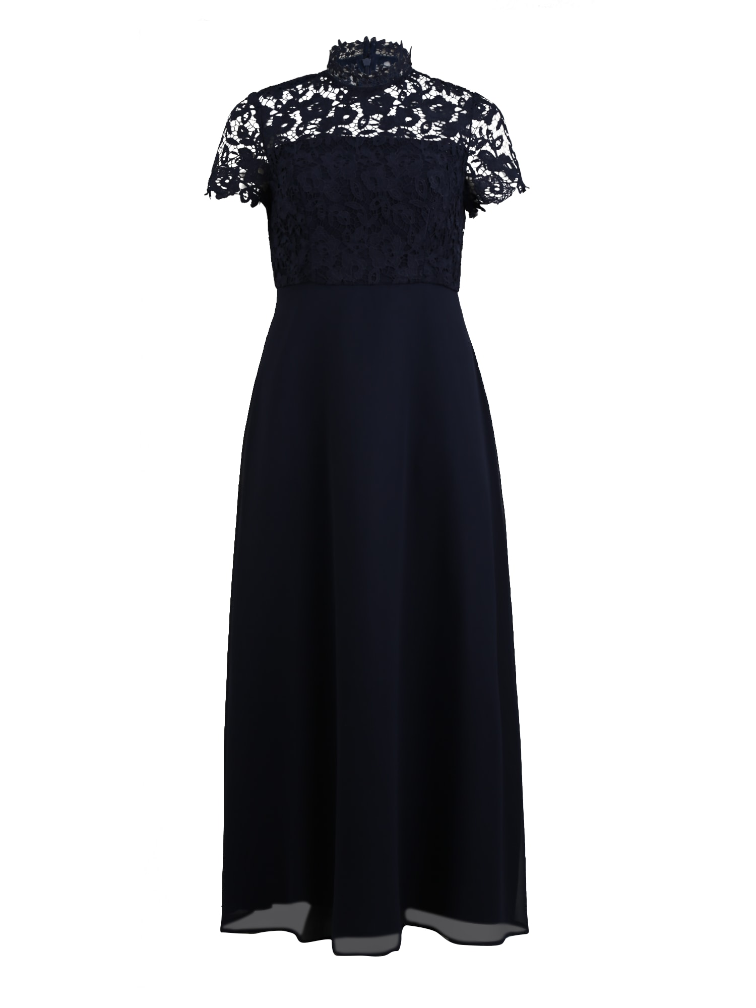 Chi Chi Curve Vakarinė suknelė 'Curve Charissa' tamsiai mėlyna