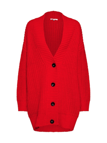 Jacken - Strickjacke 'Bebrittany' › BE EDGY › rot  - Onlineshop ABOUT YOU