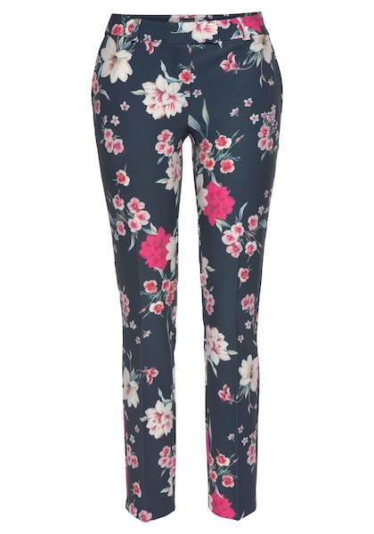 Hosen - Hose › laura scott › nachtblau pink  - Onlineshop ABOUT YOU