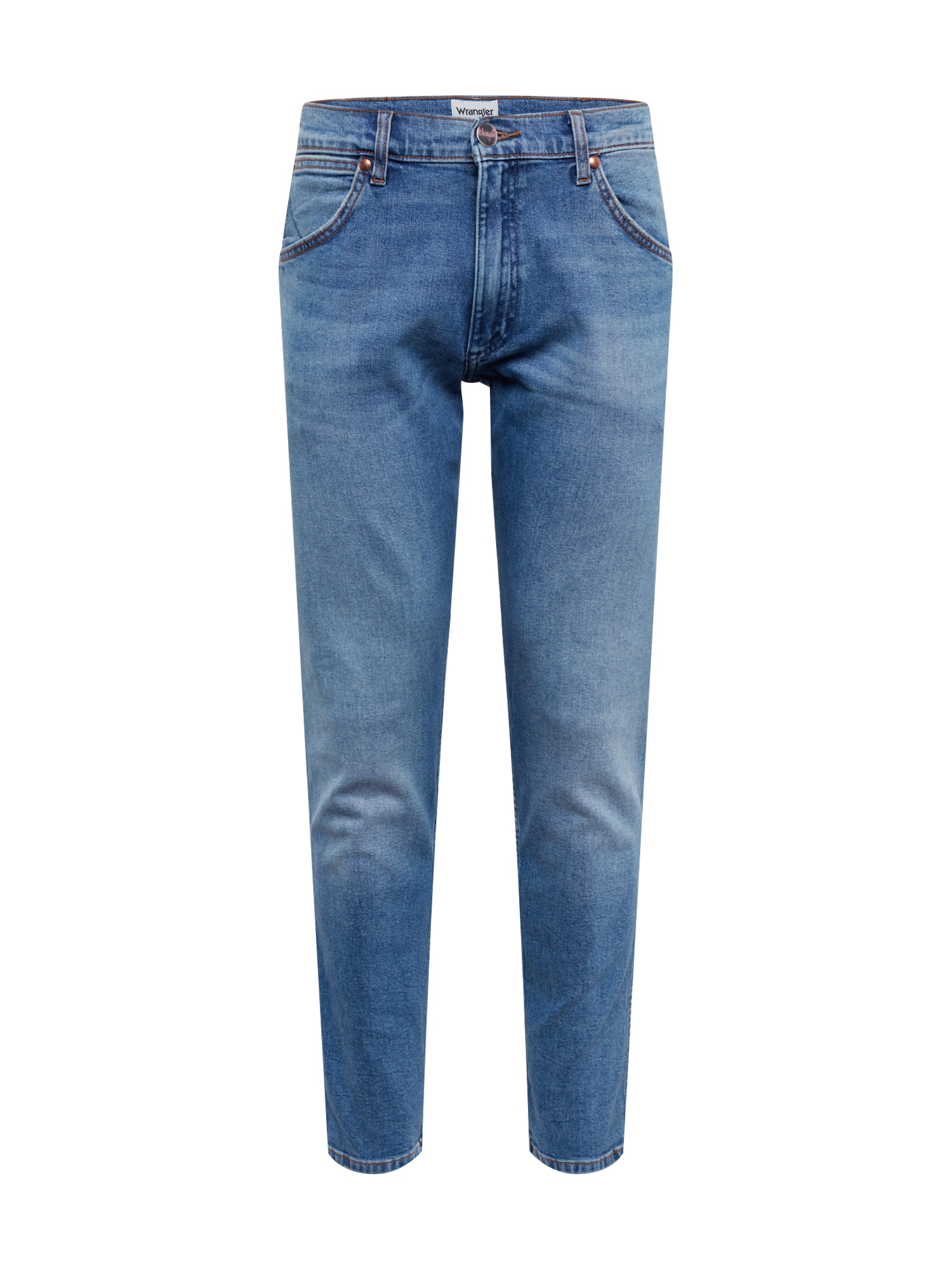 WRANGLER Džinsai '11MWZ' tamsiai (džinso) mėlyna