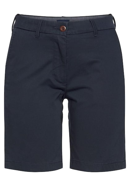 Hosen für Frauen - GANT Shorts marine  - Onlineshop ABOUT YOU