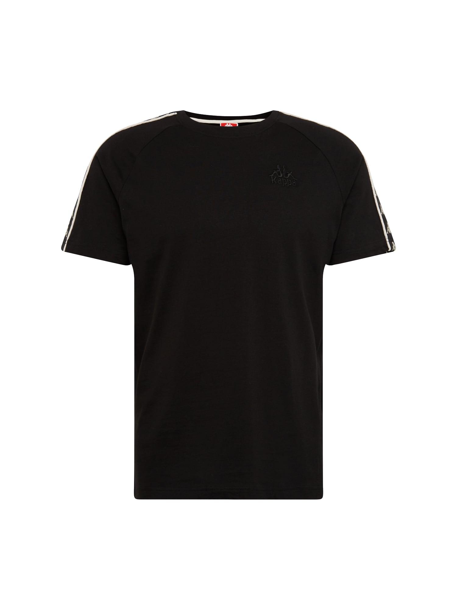 best authentic 79e70 c08e9 KAPPA T-Shirt DAAN schwarz ✓ | Günstig & Schnell einkaufen