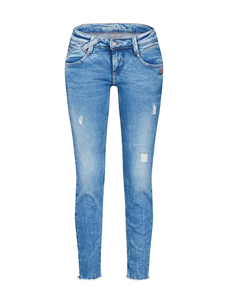 Hosen - Jeans 'NENA CROPPED' › Gang › azur  - Onlineshop ABOUT YOU