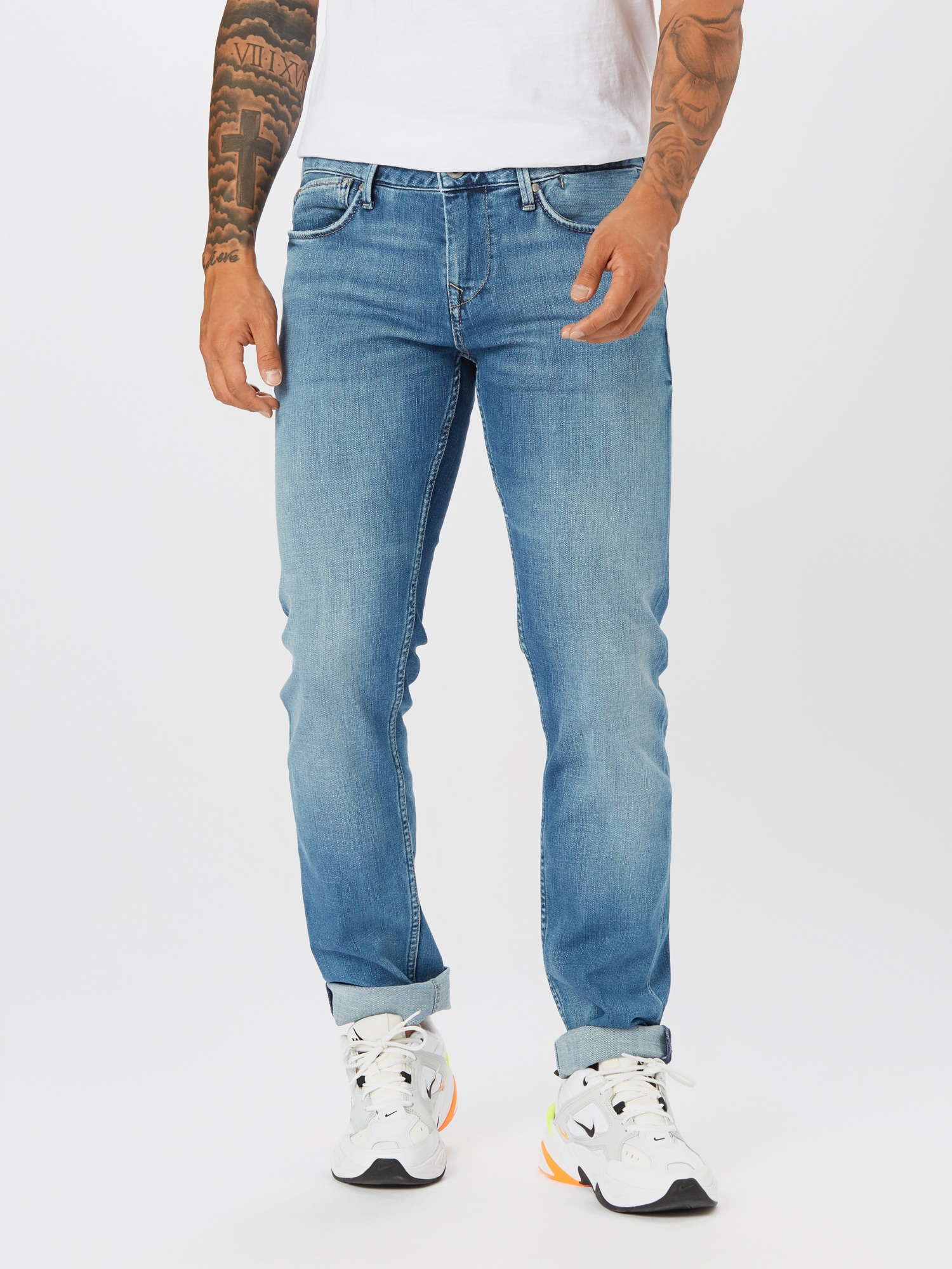 Pepe Jeans Jeans 'Hatch 2020'  blå denim
