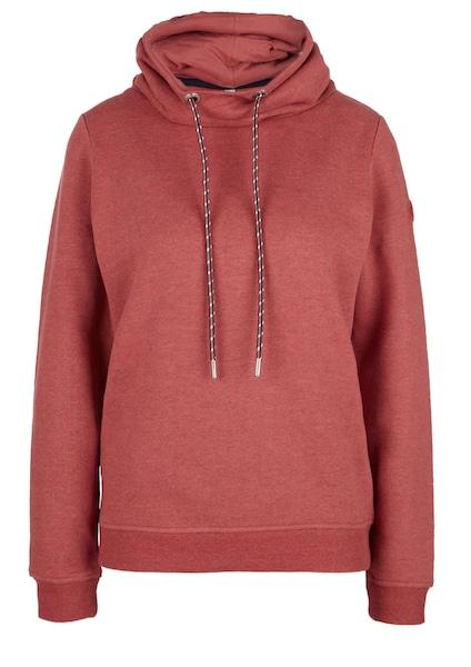 Oberteile für Frauen - Sweater › Q S Designed By › rot  - Onlineshop ABOUT YOU