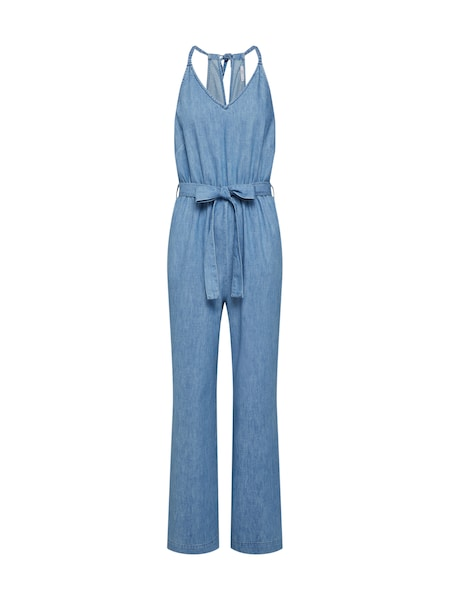 Hosen - Overall › EDC BY ESPRIT › blue denim  - Onlineshop ABOUT YOU