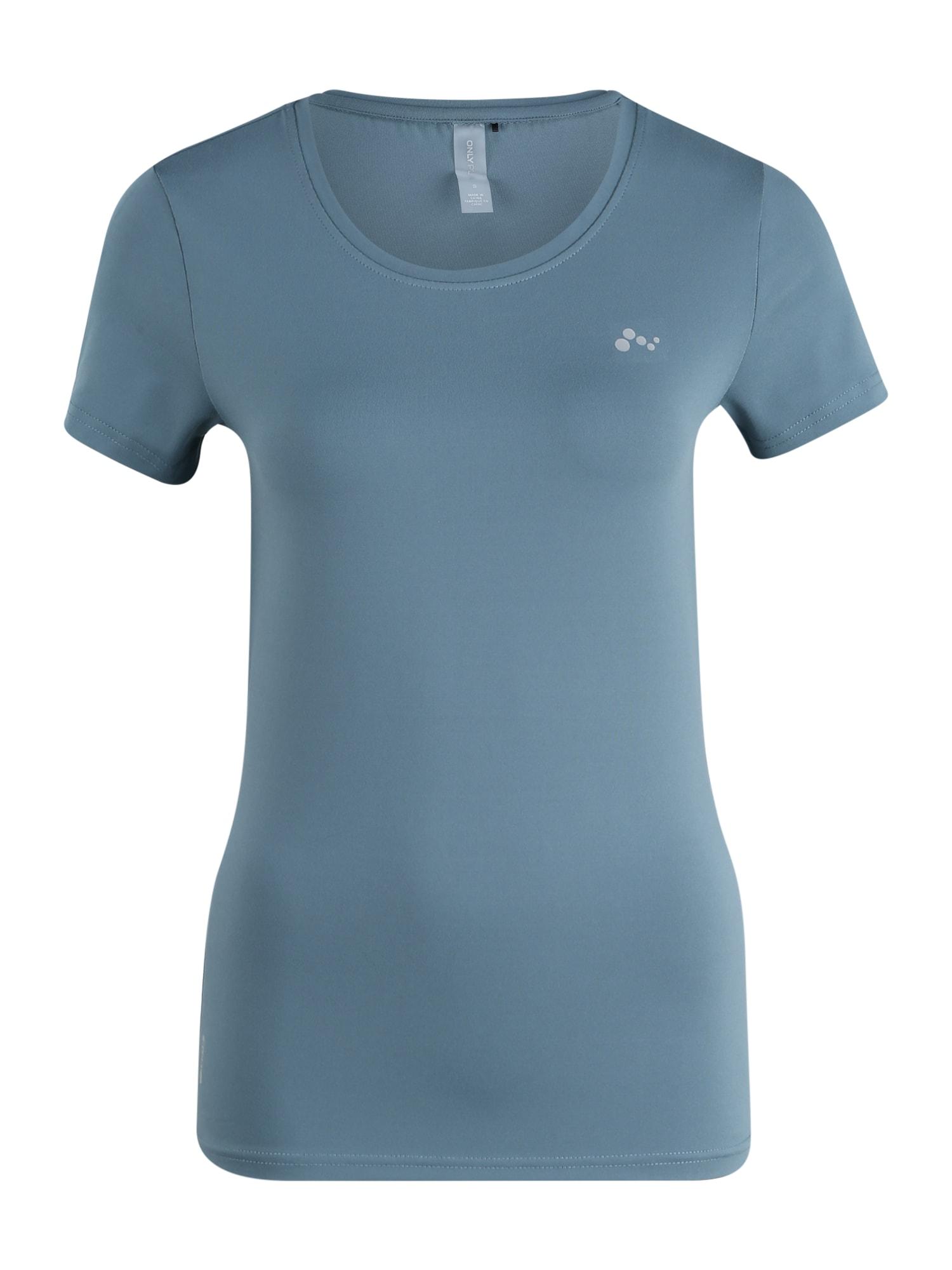ONLY PLAY Funkční tričko  chladná modrá