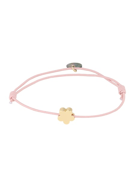 Armbaender für Frauen - Lua Accessories Damen Schmuck 'My Flower Armband' rosa  - Onlineshop ABOUT YOU