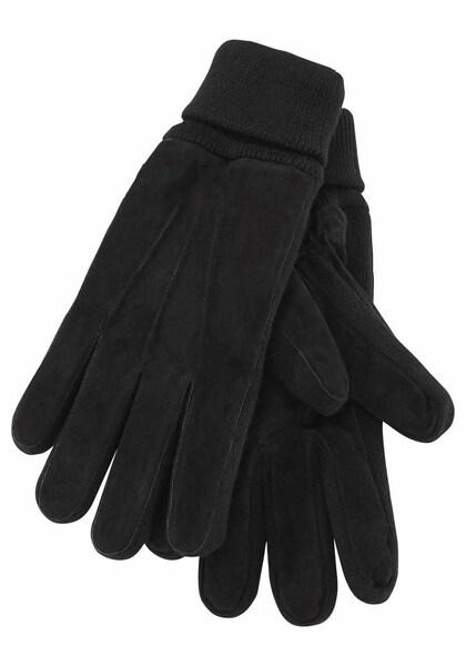 Handschuhe für Frauen - J. Jayz Strickhandschuhe schwarz  - Onlineshop ABOUT YOU